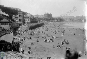 The Spa and South Sands, Scarborough